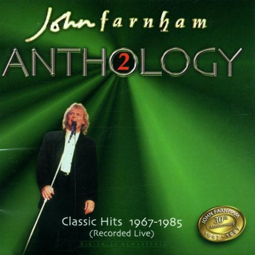 John Farnham Anthology 2 Classic Hits Import Nzl