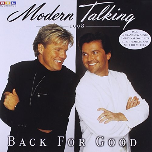 Modern Talking Back For Good Import Deu