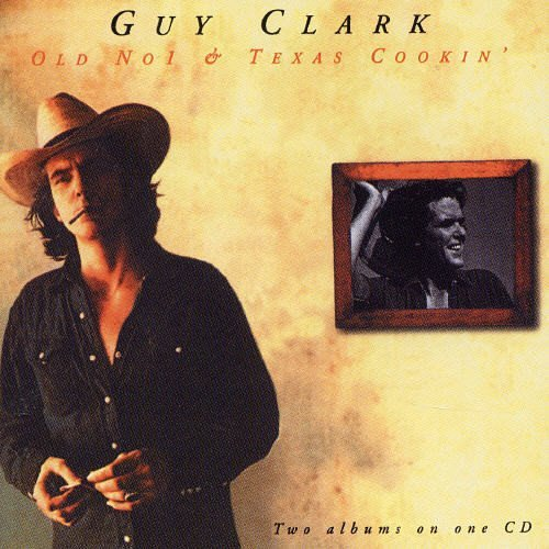 Guy Clark Old No. 1 Texas Cookin Import