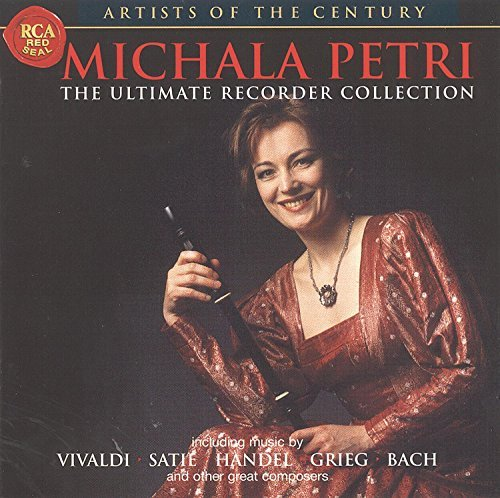 Michala Petri Ultimate Collection Petri (rcr) Artists Of The Century Series