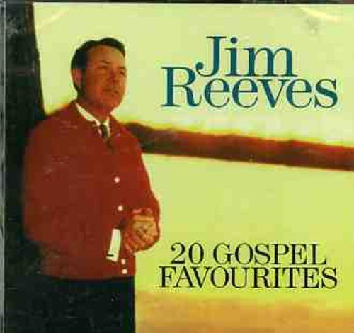 Jim Reeves Gospel Favourites Import Gbr