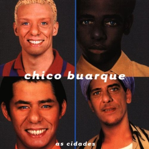 Chico Buarque As Cidades Import Eu