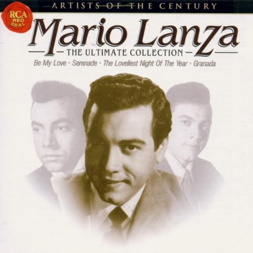 Mario Lanza Ultimate Collection Lanza (ten) Artists Of The Century Series
