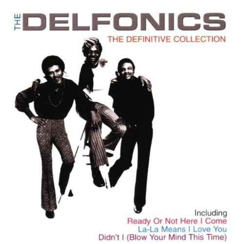 Delfonics Definitive Collection Import Swe