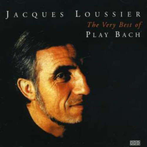 Jacques Loussier Very Best Of Play Bach Import Gbr