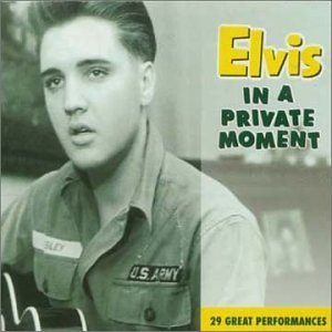 Elvis Presley In A Private Moment Import Gbr