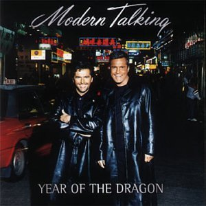 Modern Talking Year Of The Dragon Import Incl. Bonus Track