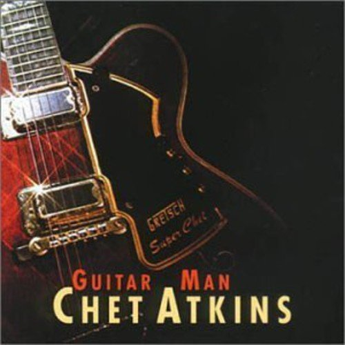 Chet Atkins Guitar Man Import Gbr