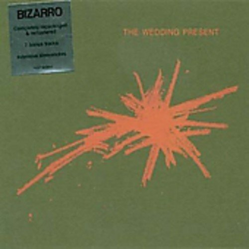 Wedding Present Bizarro Import Gbr Incl. Bonus Tracks