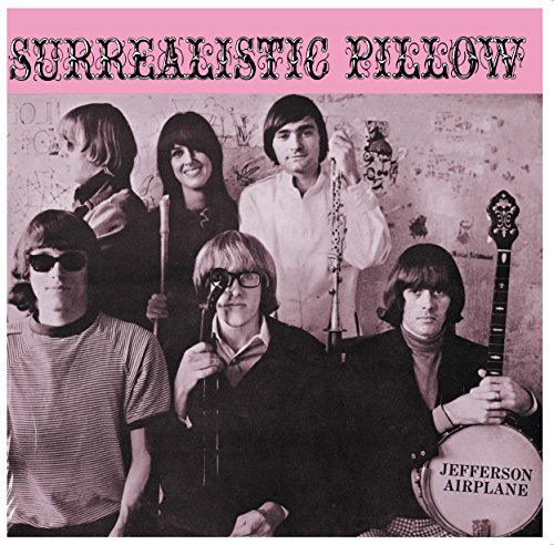 Jefferson Airplane Surrealistic Pillow Import Eu Lp Full Length 180g