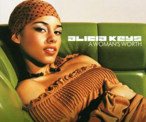 Alicia Keys Woman's Worth Import Deu Enhanced CD
