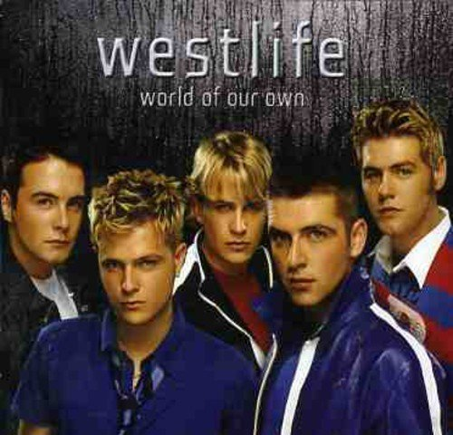 Westlife World Of Our Own Import Eu