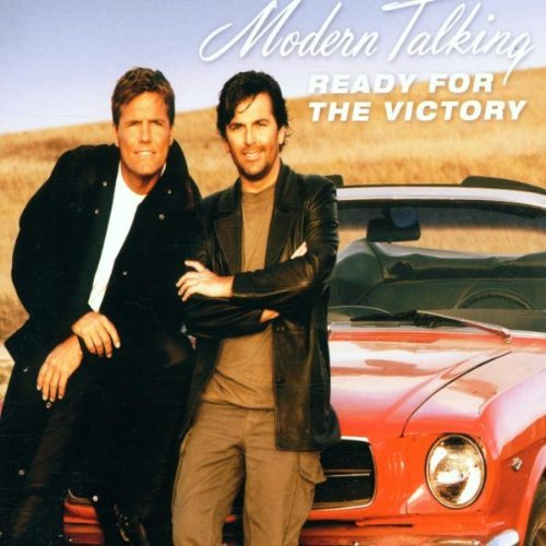 Modern Talking Ready For The Victory Import Deu Enhanced CD