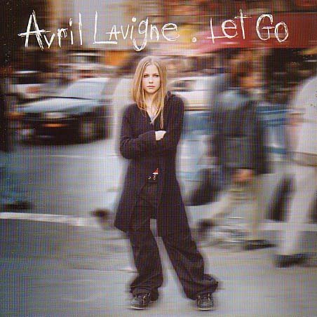 Avril Lavigne Let Go Import Australia