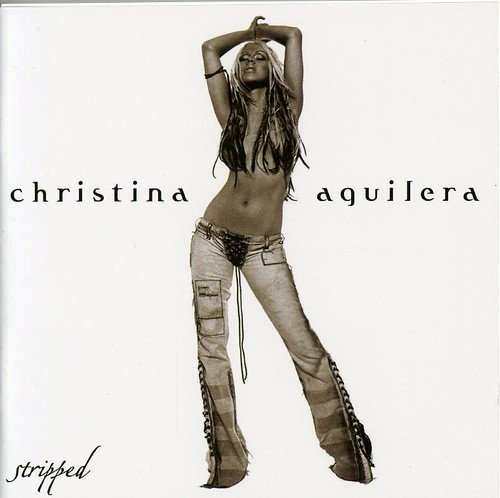 Christina Aguilera Stripped Import Gbr