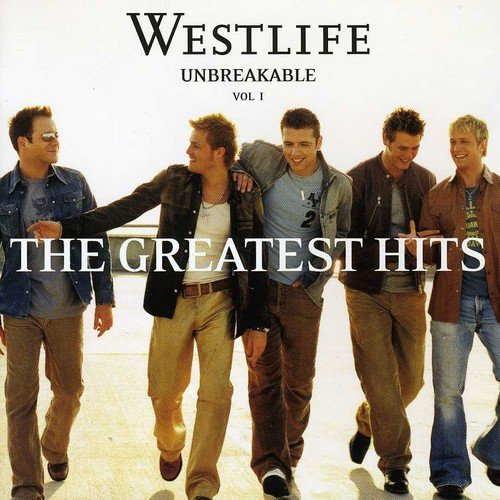 Westlife Unbreakable Greatest Hits 1 Import Eu