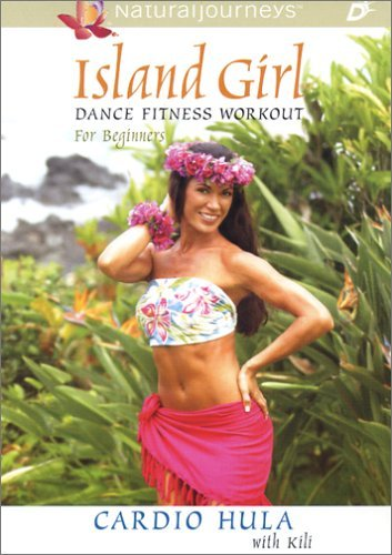 Cardio Hula Island Girl Dance Fitness Work Nr