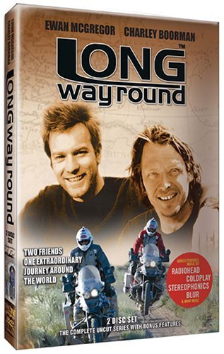 Long Way Round Long Way Round Clr Nr 2 DVD