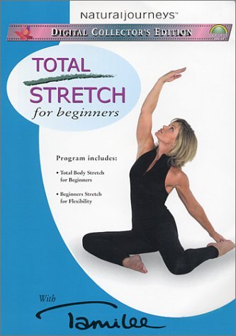 Tamilee Webb Total Stretch For Beginners Clr Nr