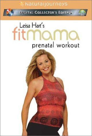 Fit Mama Prenatal Workout Hart Leisa Clr Nr