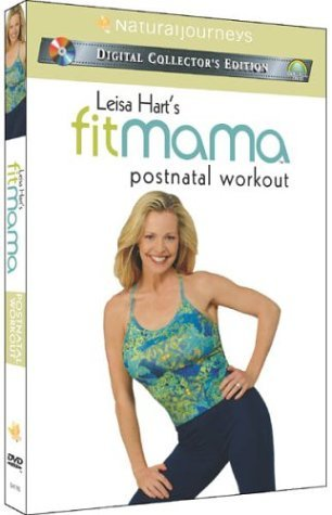 Leisa Hart Fitmama Post Natal Workout Nr