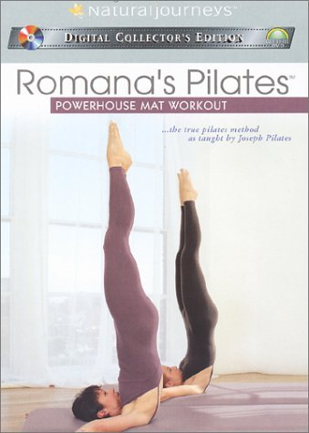 Power House Mat Workout Romanas Pilates Clr Nr