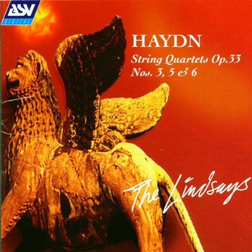 J. Haydn String Quartet 3 5 6 Lindsays