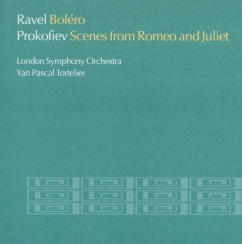 M. Ravel Bolero Scenes From Romeo & Jul Tortelier London So