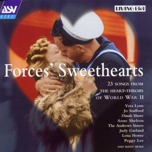 Forces' Sweethearts Forces' Sweethearts Andrews Sisters Langford Lynn Fitzgerald Raye Stafford Day
