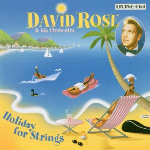 David & His Orchestra Rose Holiday For Strings