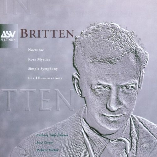 B. Britten Simple Sym Nocturne Rosarosa M Hickox Northern Sinf Of Englan