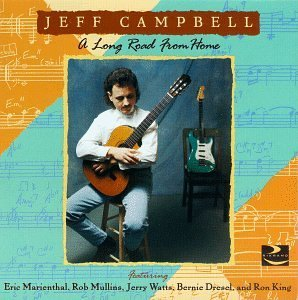 Jeff Campbell Long Road From Home