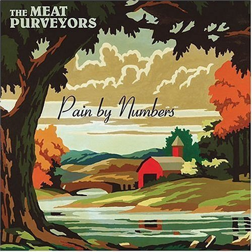 Meat Purveyors Pain By Numbers