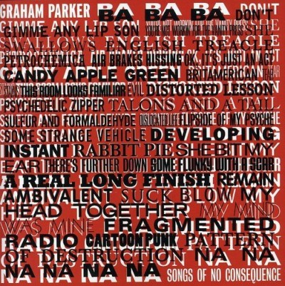 Graham Parker Songs Of No Consequence
