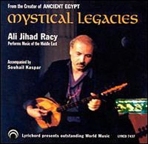 Racy Ali Jihad Mystical Legacies