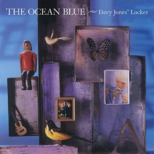 Ocean Blue Davy Jone's Locker