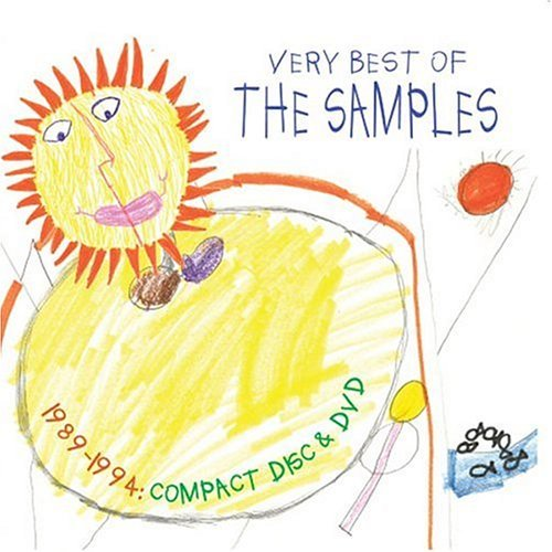 Samples Very Best Of The Samples 2 CD Set