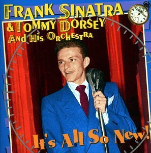 Sinatra Dorsey It's All So New Stop Time Series