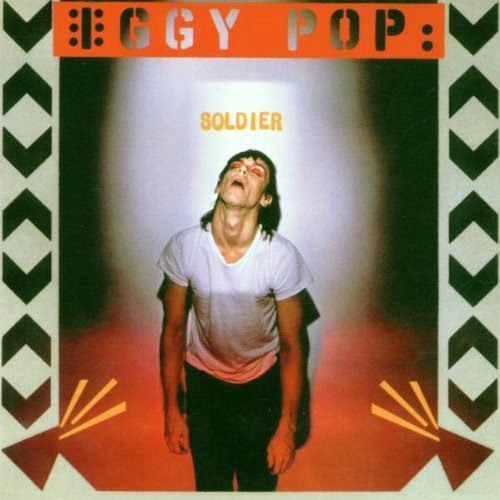 Iggy Pop Soldier Remastered Incl. Bonus Track