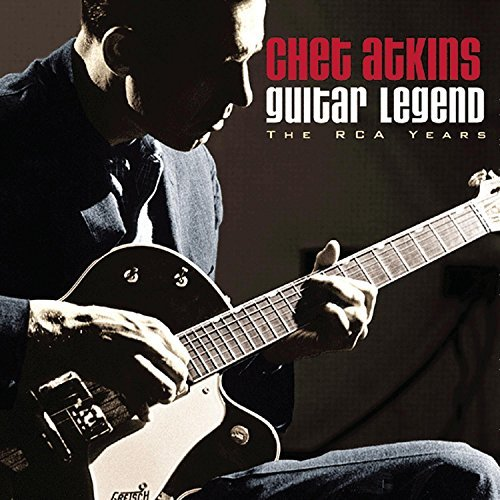 Chet Atkins Guitar Legend Rca Years 2 CD Set