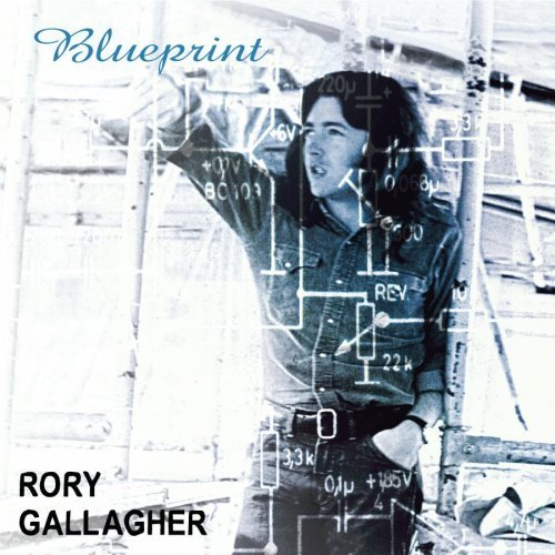 Gallagher Rory Blue Print Remastered Incl. Bonus Tracks