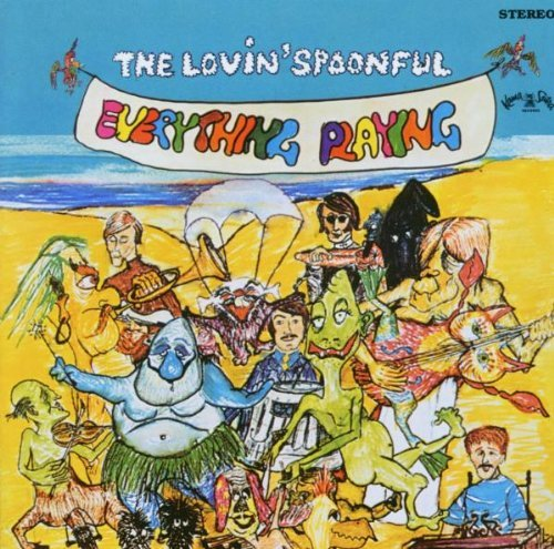 Lovin' Spoonful Everything's Playing Incl. Bonus Tracks