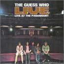 Guess Who Live At The Paramount Remastered Incl. Bonus Tracks