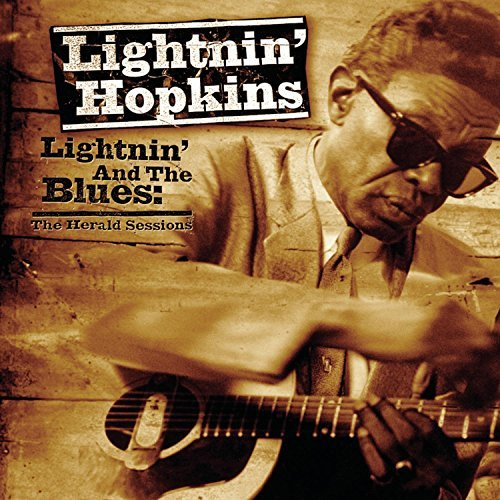 Hopkins Lightnin' Lightnin' & The Blues Herald S