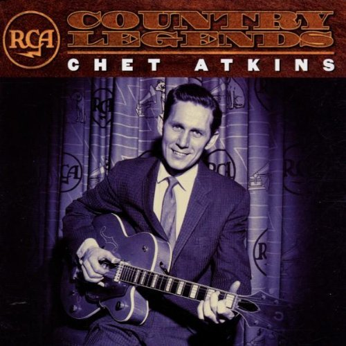 Atkins Chet Rca Country Legends