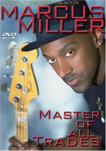 Marcus Miller Master Of All Trades