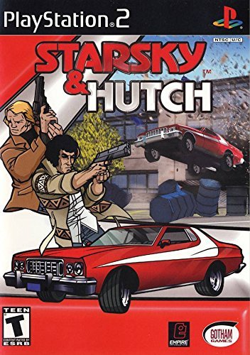 Ps2 Starsky & Hutch