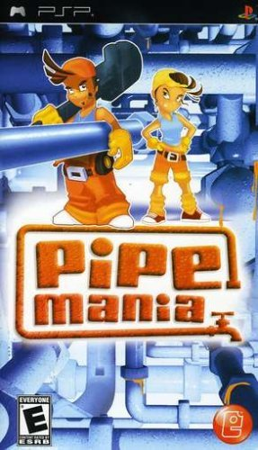 Psp Pipe Mania