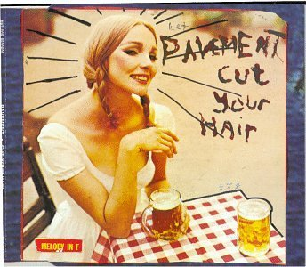 Pavement Cut Your Hair Ep
