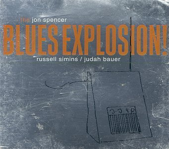Spencer Jon Blues Explosion Orange